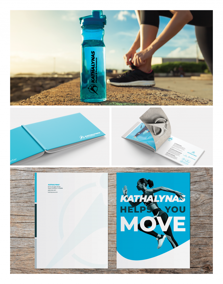 Rebranding for Kathalynas Spine Sport & Rehab - with AlterEgo Marketing